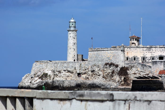 Castillo del Morro ,Havana (Photo by Priscilla Parker)