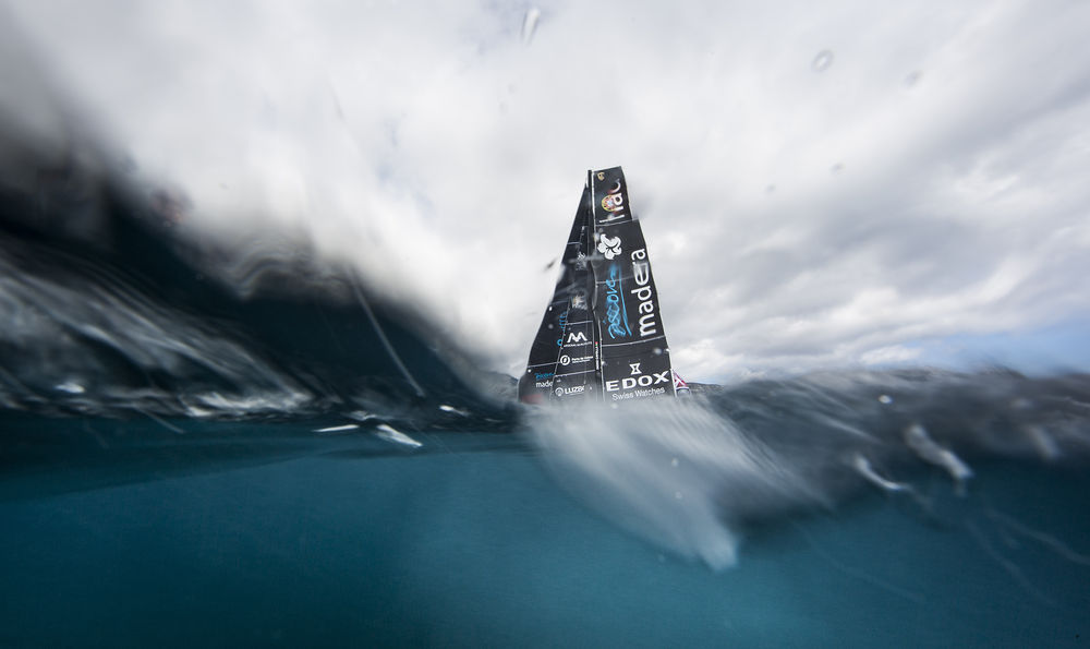 The Extreme Sailing Series 2016. Act 6. Madeira. Portugal. 23rd September 2016.  (Photo ©  Lloyd Images)