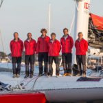 "IDEC SPORT will once again be tackling the Jules Verne Trophy and Francis Joyon says: ""We're going back out there with the same people"""