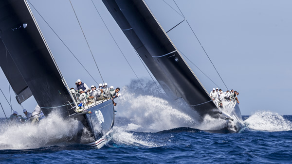 Maxi Yacht Rolex Cup (Photo by Carlo Borlenghi)