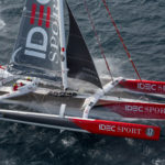 Francis Joyon and Crew on IDEC Sport Begin Jules Verne Trophy Attempt