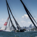 A Rousing Start to the 2016 Rolex Sydney Hobart has Wild Oats fighting back