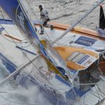 Leaders compress in race to Les Sables; Dick sets record