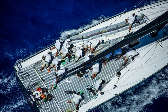 Bella Mente, JV 72 Custom, USA45. Class IRC Z & CSA 1 (Photo Credit: RORC/ELWJ Photography