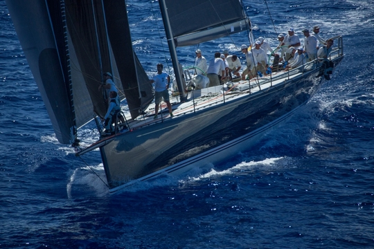 Bella Mente, JV 72 Custom, USA45. Class IRC Z & CSA 1 Hap (Photo Credit: RORC/ELWJ Photography