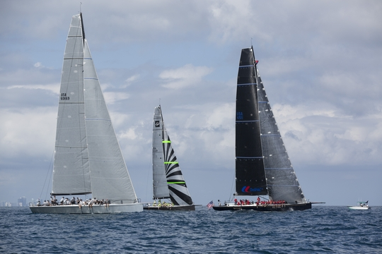 IRC start (Photo © Billy Black )