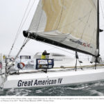 Rich Wilson takes Thirteenth Place in the Vendee Globe