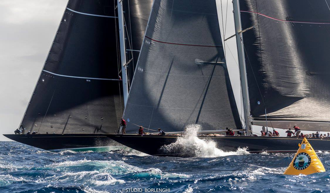 St. Barths Bucket Regatta (Photo © Carlo Borlenghi / Studio Borlenghi )