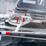 The World Speed Sailing Record Council has ratified three intermediate records set by IDEC SPORT