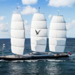 The America's Cup Superyacht Program Will be a Highlight of the Bermuda Racing