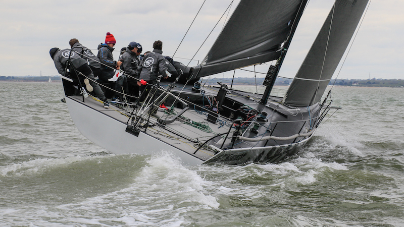 Easter Challenge Cowes 2017 (Photo by Barry James Wilson)