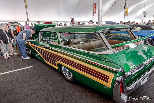 Barrett-Jackson Northeast (Photo © George Bekris)