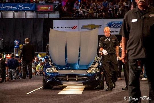 Barrett-Jackson (Photo © George Bekris)