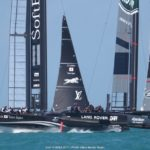 Smashing Start to the 35th America's Cup in Bermuda
