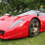Foreign Cars, Bugattis and Race Cars featured on Sunday at the Greenwich Concours d'Elegance
