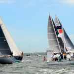 50 yachts start 40th Anniversary Marion Bermuda Race 2017