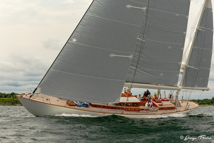 Bequia - Candy Store Cup 2017 Overall and Class B winner (Photo © George Bekris)