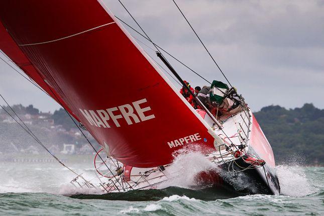 Mapfre, Volvo Ocean 65 - © Tom Gruitt/CWL