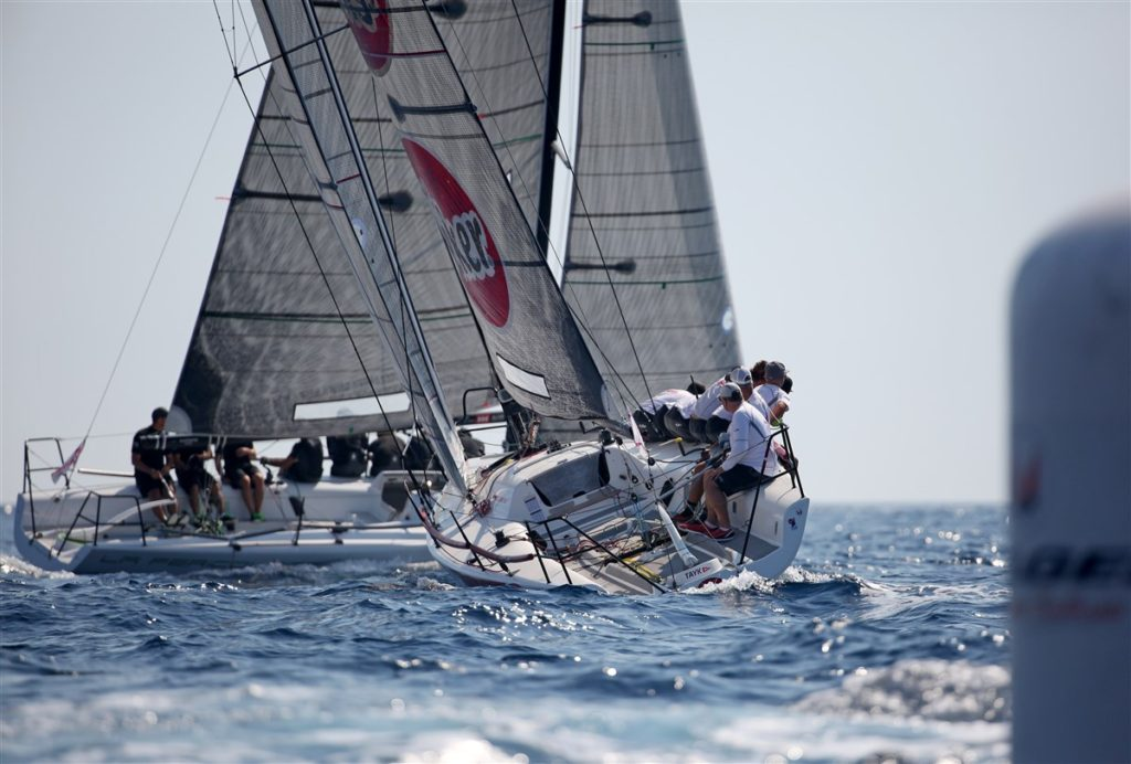 Melges 32 Worlds (Photo by Max Ranchi)