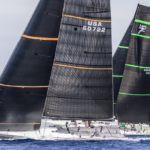Two bullet day for Momo in Porto Cervo at the Maxi Yacht Rolex Cup