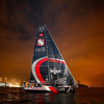 Sun Hung Kai/Scallywag wins Leg 4 of Volvo Ocean Race 2017-18 as they arrived in their home port of Hong Kong