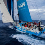 Vestas 11th Hour Racing involved in collision in the Volvo Ocean Race, retires from leg
