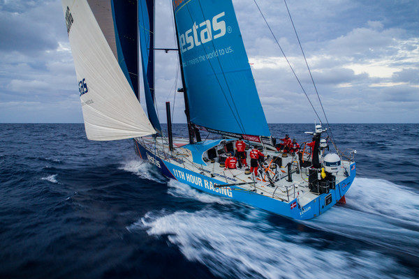 eg 4, Melbourne to Hong Kong, day 17, Photo by Amory Ross/Volvo Ocean Race. 18 January, 2018.