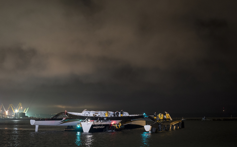 © Chris Schmid / Spindrift racing