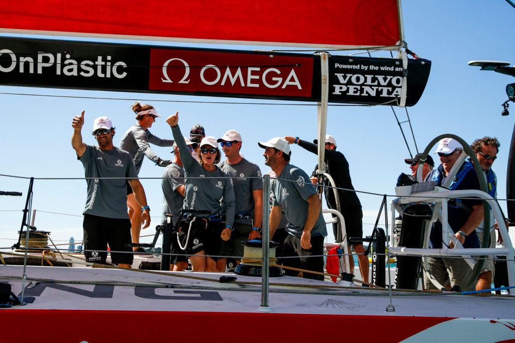 Auckland Stopover. The New Zealand Herald In-Port Race. 10 March, 2018. (Photo © Jesus Renedo/Volvo Ocean Race )