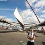 Jules Verne Trophy : Dona Bertarelli will hire a 100% female crew this winter on the Spindrift 2 Maxi Timaran