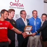 "Official Timekeeper of the Volvo Ocean Race, OMEGA unveils The Seamaster Planet Ocean Deep Black ""Volvo Ocean Race"" Limited Edition Watch"