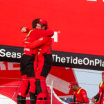 MAPFRE wins Brazil to Newport Leg 8 of the Volvo Ocean Race in a come from behind Victory