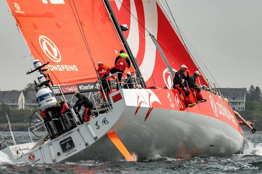 Dongfeng Race Team (Photo © George Bekris)