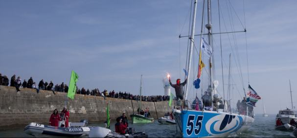 (Photo By Mark Lloyd / DPPI / Vendée Globe)